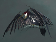 Prince of Persia The Sands of Time Vulture Concept