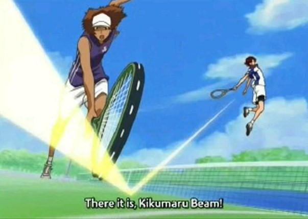 Kikumaru Beam