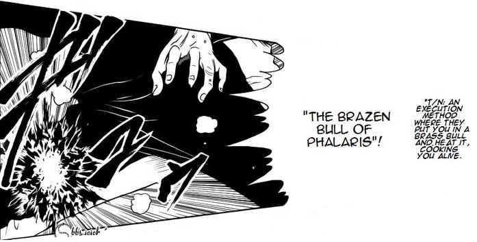 The Brass Bull of Phalaris