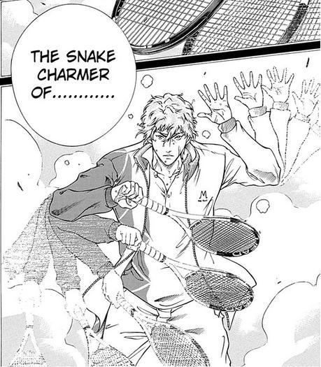 Snake Charmer of India