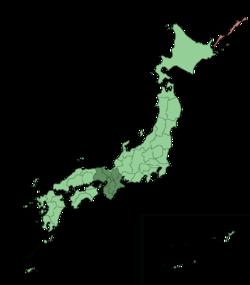 Kansai Region