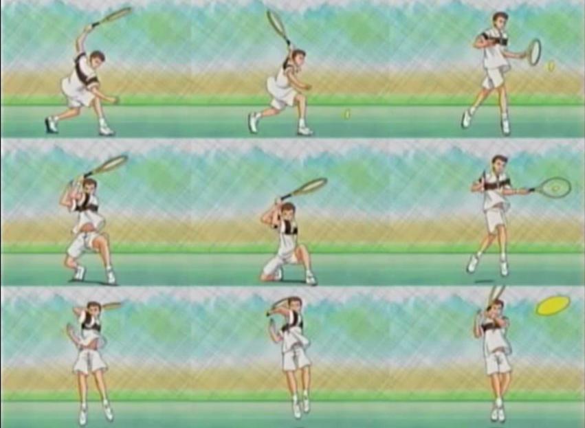 Twist Spin Shot