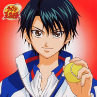 Ryoma Echizen Prince Of Tennis Wiki Fandom Mada mada dane is very common to prince of tennis fans because ryoma always say it. ryoma echizen prince of tennis wiki