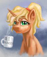 Number 1 princess