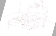 Sad Applejack Bed