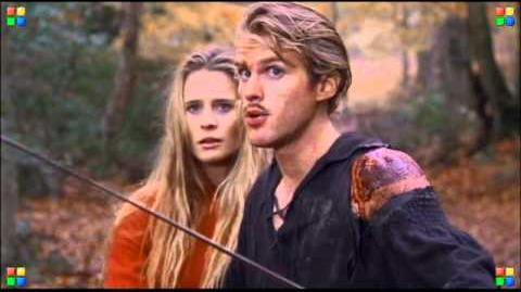 Princess and The Bride Out of the Fire Swamp