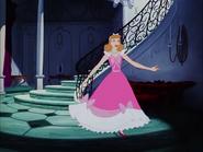 1st dress on Cinderella