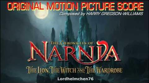 THE CHRONICLES OF NARNIA Soundtrack Score Suite (Harry Gregson-Williams)