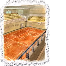Community gymnasium (PM5)