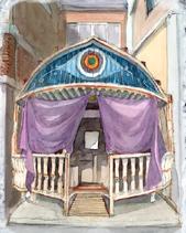 Fortune Telling Pavilion