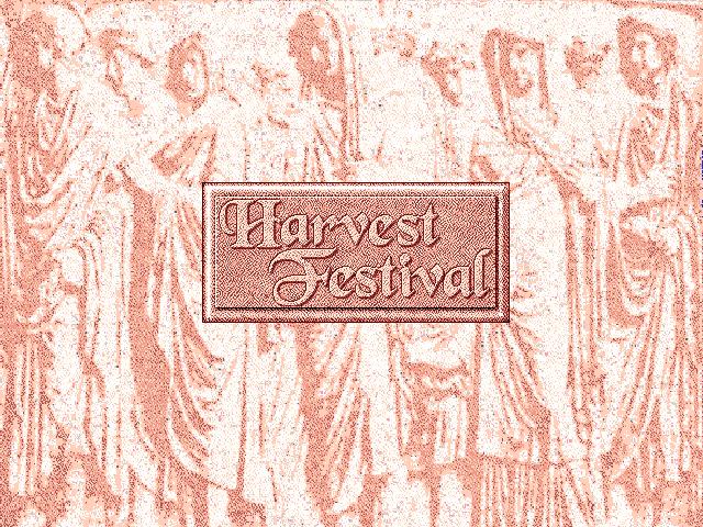 Harvest Festival (PM2)