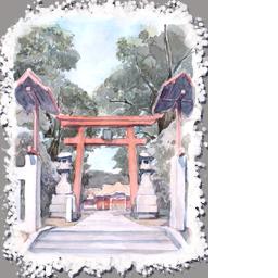Shinto Shrine (PM5)