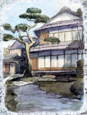 Miho Hosokawa's House
