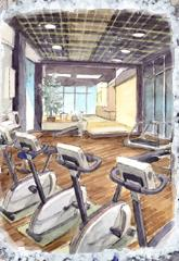 Sports Gym (PM5)