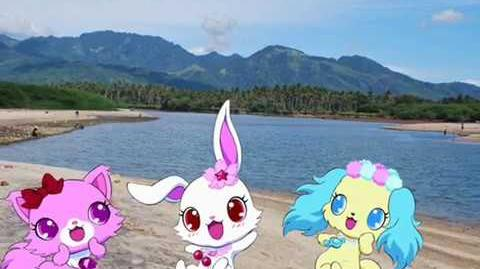 Jewelpet Magical Change Excitement Antenna (Ruka Rie Miki from AIKATSU☆STARS!)-1528009962