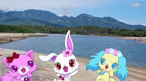 Jewelpet Magical Change Excitement Antenna (Ruka Rie Miki from AIKATSU☆STARS!)-1528009966