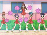 Avocado Cheerleader Coord