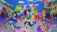 Fly ballon 5