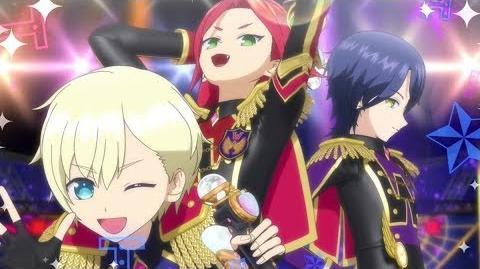 Idol Time Pripara! ep39 WITH! Gira Galactic Tightrope!