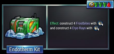 Endotherm Kit