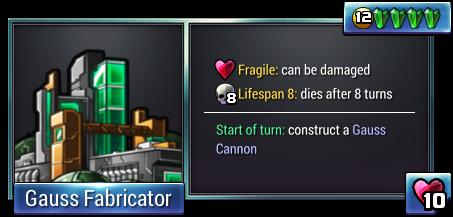 Gauss Fabricator