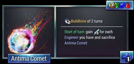 Antima Comet