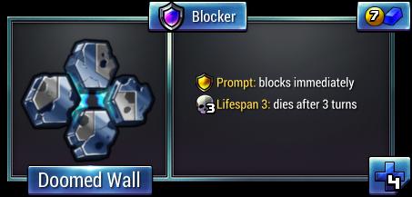 Doomed Wall