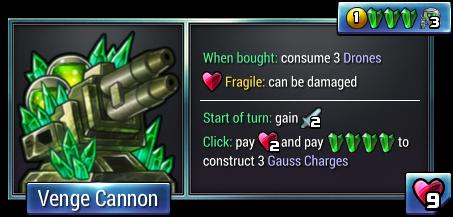 Venge Cannon