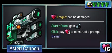 Asteri Cannon