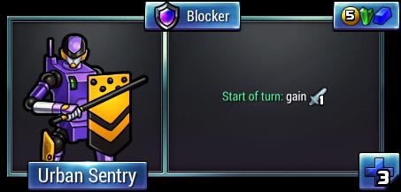 Urban Sentry