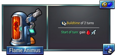 Flame Animus