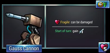 Gauss Cannon