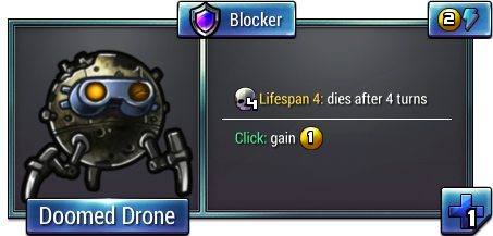Doomed Drone