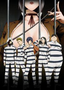 Prison School Key Visual 1