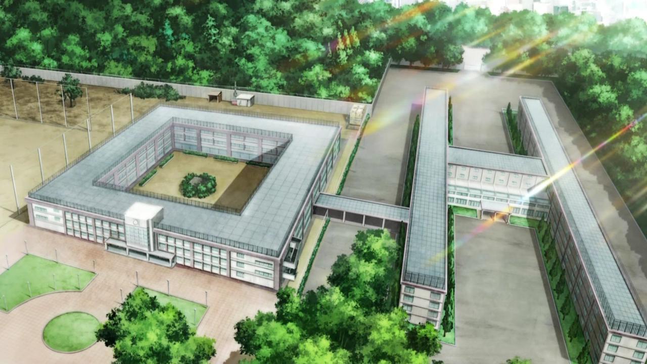Hachimitsu Academy