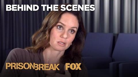 Sara & Michael's Past Love Season 5 PRISON BREAK