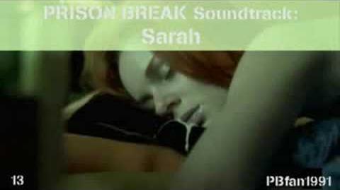 PRISON BREAK Soundtrack - 13