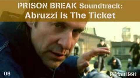 PRISON BREAK Soundtrack - 09