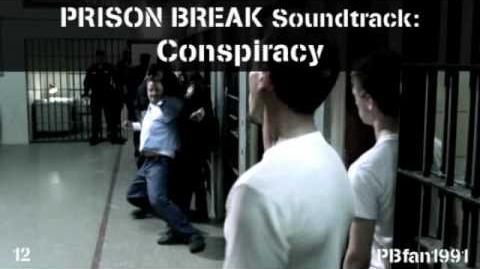 PRISON BREAK Soundtrack - 12