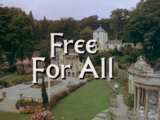 Free For All (1967 episode)