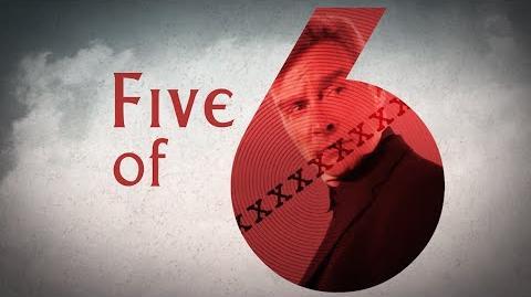 5 of 6 - Recording The Prisoner on Audio
