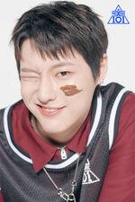 Cho Seungyoun Produce X 101 Promotinoal 8