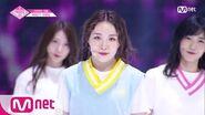 PRODUCE48 단독 직캠 일대일아이컨택ㅣ이채정 - ♬내꺼야 180629 EP
