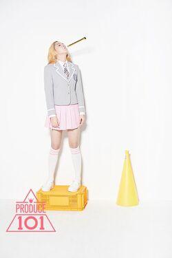 Katherine Lee Produce 101 Promotional 2.jpg