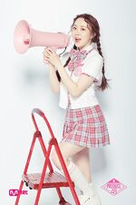 Lee Chaejeong Promotional 6