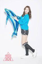 Park Minji 101 Promotional 3