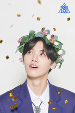 Kang Minhee Produce X 101 Promotional 5