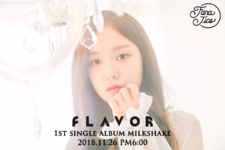 Kim Doah Flavor Promotional Photo 2