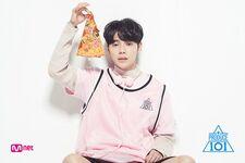 Yoon Yongbin Produce 101 Promotional 4