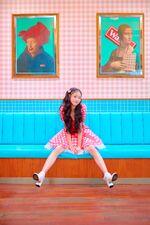Kim Doah Vavi Girl Promo 2
